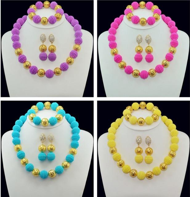collier perle nigeria