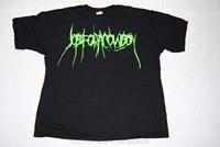 Koker Homme Tshirt Baan Voor Een Cowboy Groen Logo T-shirt Nieuwe Officiële Ruination Genesis Zon Eater