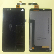 For Highscreen Omega Prime XL LCD Display With Touch Screen Digitizer Assembly Mobile