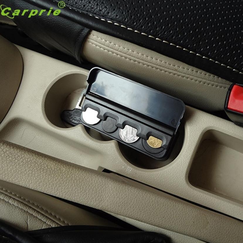 CARPRIE Car Coin Case Loose change Storage Box Money Wallet Piggy Bank Holder Organizer Jul.11(China)