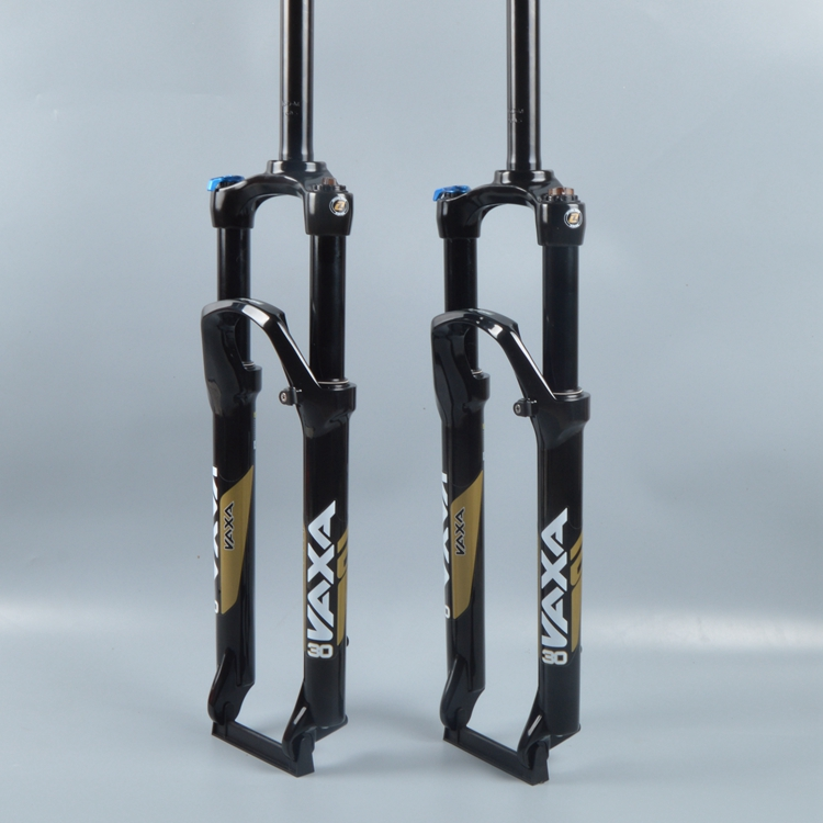 ZOOM 595 AMS frein à disque verrouillage manuel 130mm voyage 26/27. 5 accessoires de vélo suspension frein à disque alliage vtt pièces au-delà de XCR