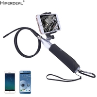 HIPERDEAL Wireless Wifi 8mm Lens 720P Handheld IP67 Waterproof Endoscope For Android