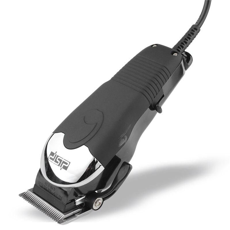 DSP professionnel électrique enfants coupe-cheveux hommes barbe tondeuse rasoir rasoir sans fil réglable Clipper 220-240 V 50 HZ 10 W - 5
