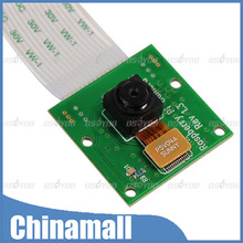 REV 1.3 5MP Webcam Video Camera Module Board 1080p 720p Fast For Raspberry Pi Free Shipping & Drop Shipping