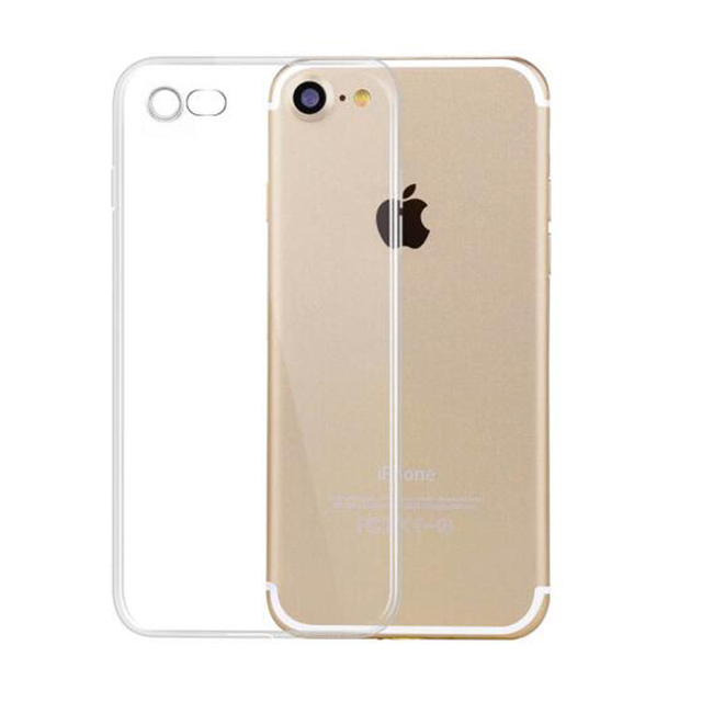Ultra Thin Phone Case For iphone 11 12 PRO Mini 6 6S 7 8 Plus 5 5S SE X Xs Max Xr SE 2020 Transparent Soft Silicone Cover 5