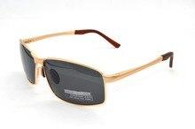 !!!Polarized reading sunglasses!!! gold Al mg alloy shield mens polarized sunglasses oversized vintage +1.0 +1.5 +2.0 +2.5 to +4