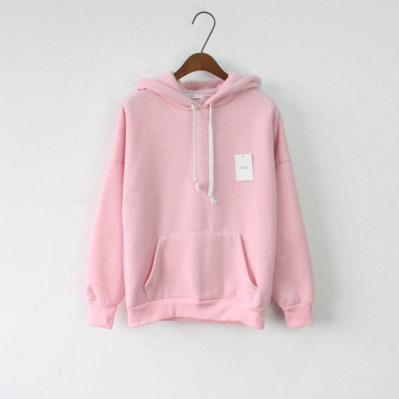 Pink Sweatshirt Womens | Fashion Ql