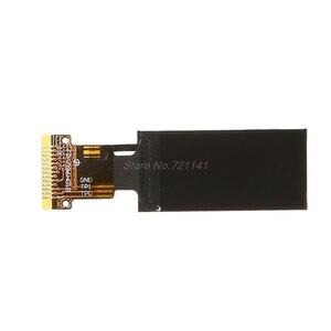 Image 5 - Wyświetlacz IPS 0.96 Cal wyświetlacz TFT LCD ekran 80*160 ST7735 jazdy IC, 3.3V 13PIN SPI HD w pełnym kolorze dla lcd moduł 80x160 Dropship