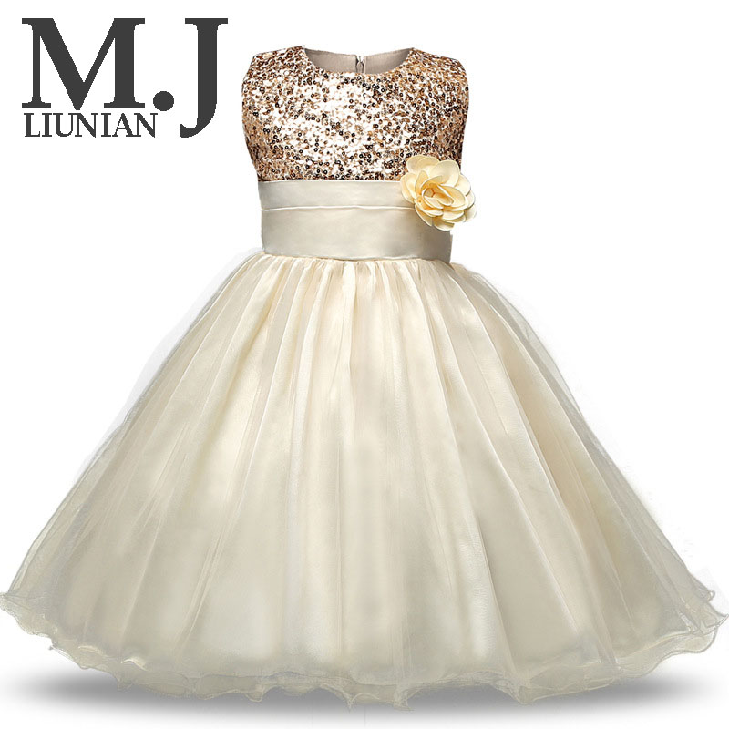 cc12c2b4160 1-15Y teenagers Girls Dress Christmas Wedding Party Princess Dresses for  girl Party Costume Kids