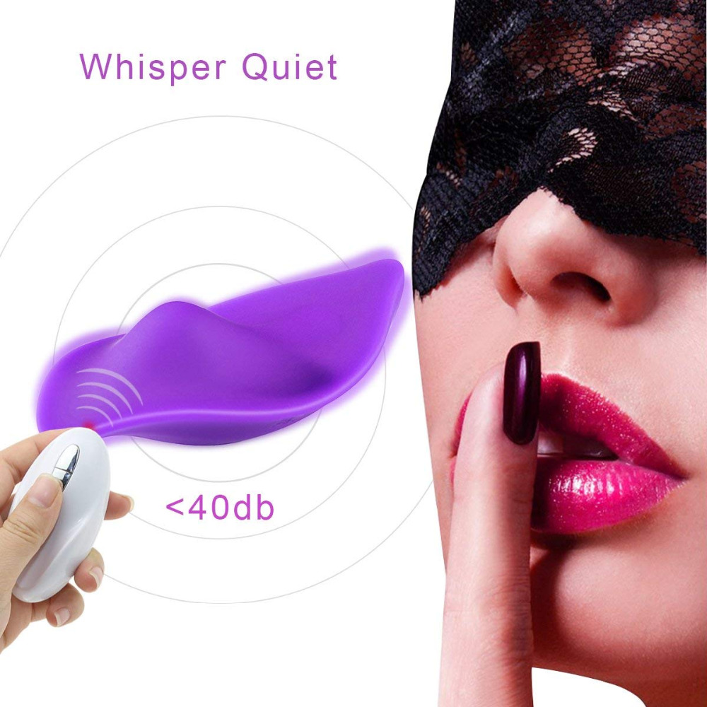 Panty Vibrator Remote Control Vibrator G Spot Vibrator Clitoral Stimulator Sex Toys for Women and Couple 12 Vibration for Couple 12