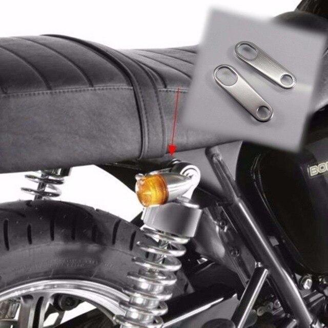 motorrad hinten blinker relocater halter schock halterung. Black Bedroom Furniture Sets. Home Design Ideas