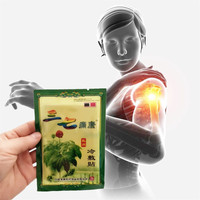 MIYUELENI 8Pcs/Pack Chinese Medical Plaster Notoginseng Cold Compress Essential oil Bone pain Arthralgia Essential Oil