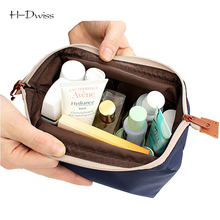 HDWISS Fashion Toiletry Bag Women Cosmetic Bags Necessaries Makeup Organizer Make Up Case CB015