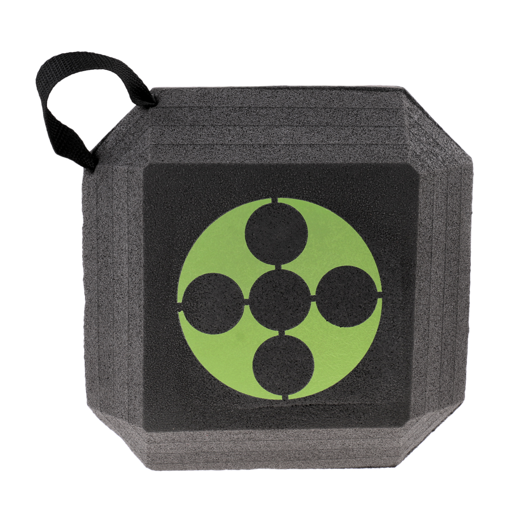 Image 5 - 18 Sided 3D Cube Reusable Archery Target Constructed with Rapid Self Recovery XPE Foam for all Arrow Types Hunting Shooting-in Paintball Accessories from Sports & Entertainment