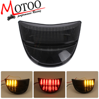 Motoo Free Shipping Motorcycle LED Rear Turn Signal Tail Stop Light Lamps For HONDA CBR900 CBR954
