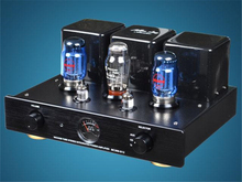 MEIXING MINGDA MC368-B902 integrated Vacuum tube Amplifier KT88/KT90*2 Class A power Amplifier 16W*2/18W*2 110V/220V