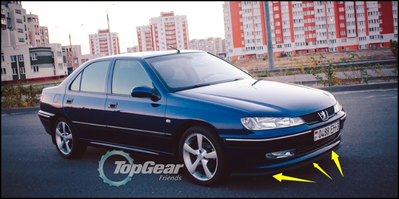 renault espace top gear. Bumper Lip Deflector Lips For Renault Espace Front Spoiler Skirt TopGear Fans To View Car Tuning / Body Kit Strip-in From Automobiles Top Gear 0