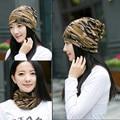 New Arrival Hip-hot Cap Knitted Scarf & Winter Hats for Women fatigues Beanies Women  Skullies girls Gorros female Beanies