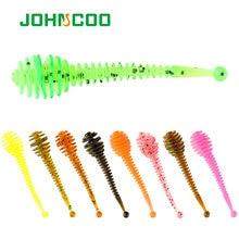 Johncoo ul Рыбалка плавающая приманка для рыбалки из термопластичной