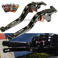 For DUCATI 1200 M797 MONSTER 1200 M797 PAUL SMART LE Motorcycle Brake Clutch Levers Adjustable Folding Extendable Brake Levers