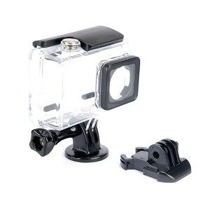 Image 2 - KingMa 45m 다이빙 방수 케이스 방수 하우징 샤오미 Xiaoyi 이순신 액션 카메라 II 2/샤오미 이순신 4K 스포츠 카메라 2