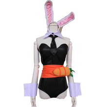 Cosplay LOL Blades Of Exile Riven Bunny Girl BUNNY CUSTOMES Sexy Uniforms Womens Dress