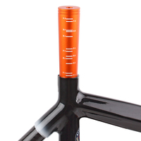 Super B TB 1947 Seat Tube Gauge 25.0~31.8mm/Bike Cycling Frame Fork Tool For Quick Checking The Diameter Of Seat Tube.