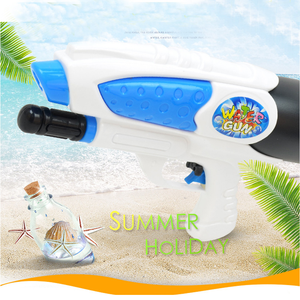 Fashion Intelligent Children Favorite Summer Beach Toys Educational Water Fight Pistol Swimming Wrist Water Guns Boy Gift
