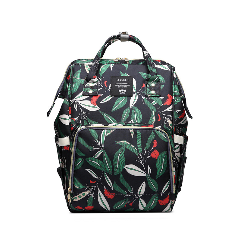 HTB1jTSXbsfrK1Rjy1Xdq6yemFXaP Maternity Bag Waterproof Diaper Backpack for Mom Nappy Bags Large Capacity Baby Bag Travel Mummy bag Designer Nursing Bag