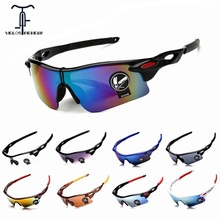 UV400 Sport Sunglasses Men Glasses Cycling Gafas Ciclismo Women Sports Eyewear Goggles MTB Bicycle