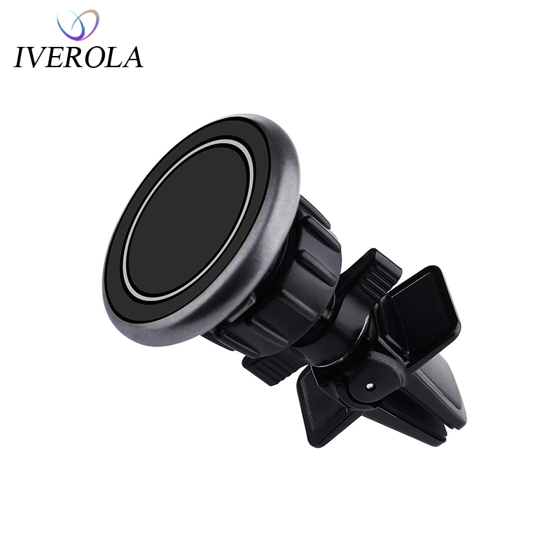 Magnetic Car Holder Air Vent Mount Magnet Smartphone Universal Car Phone Holder Stand For IPhone GPS Dock Mobile Phone Support