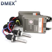 DMEX 12V AC 42W быстрая яркая быстрая стартовая безотказная Шина CAN, HID, ксеноновый комплект H1 H3 H7 H8 H9 H11 9005 9006 с Canbus HID балластом