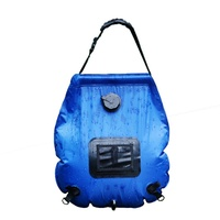 water bottle hydration bag outdoor Water backpack bathing solar self driving equipment camping sports hot