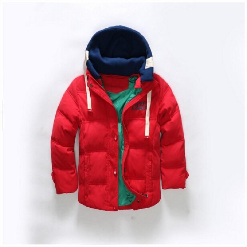 77a264c9a778 High Quality Boy Winter Coat kids clothes 2017 New Boys Blue winter ...