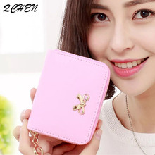 Women Wallets 2019 New short Purse Butterfly Hollowed Best Girls Wallets Female Clutch card holder zipper bag Lady Purse 245