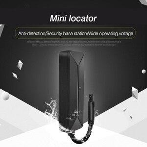 Image 2 - Auto Localizzatore GPS 5M Precisione Inseguitore Del Veicolo Anti Schermatura Anti Detection Auto GPS Tracker IP65 Impermeabile Elettronico recinzione
