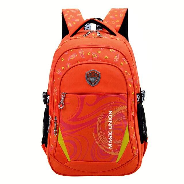 b42c2e1e639a 2018news children school bags orthopedic school backpack for boys  waterproof school satchel kids schoolbag bookbag mochila