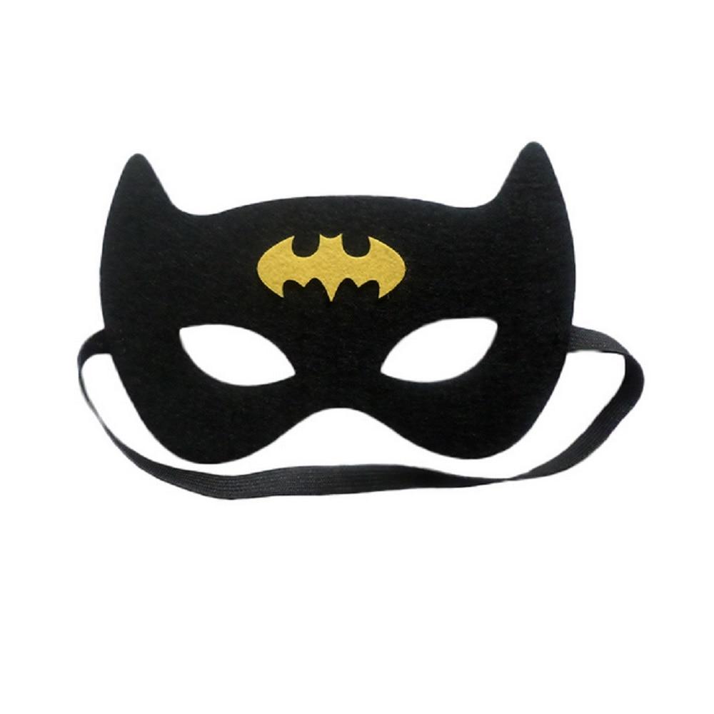 10pcs / lot Lapsed Täiskasvanud Cosplay Party Mask Avengers - Pühad ja peod - Foto 2
