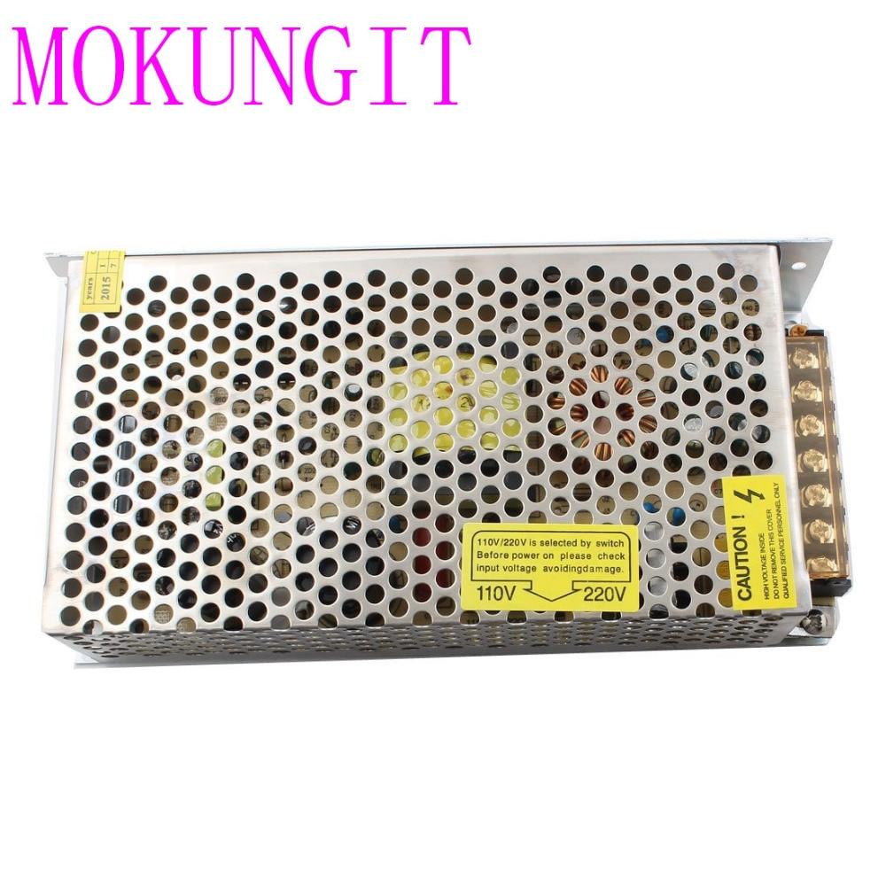 Sub Mini Switching Power Supply Transformer Regulated 110-220V 120W 12V 10A