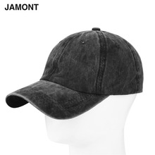 JAMONT Brand Denim Unisex Baseball Caps Good Quality Adjustable Polo Hats 2017 Hot Sale Grey Casquette Bone Cap Gorras Wholesale