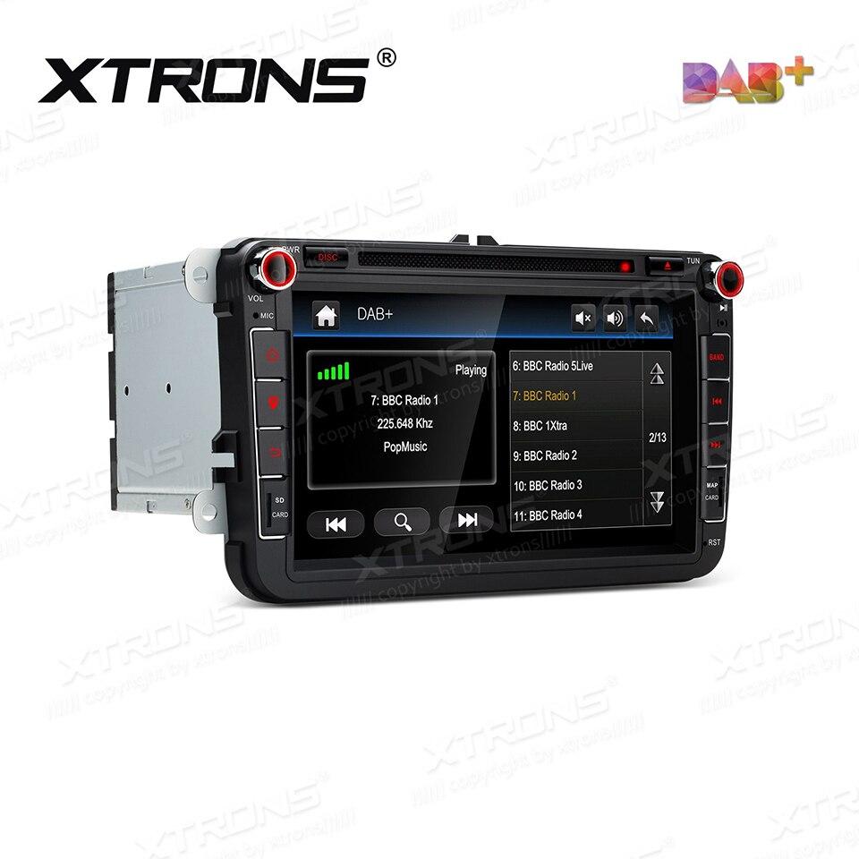 8 dab + Радио dvd-плеер GPS для Volkswagen VW Skoda сиденье Гольф Passat Мужские поло Magotan Tiguan T5 VENTO автоматический 2 DIN SD RDS стерео