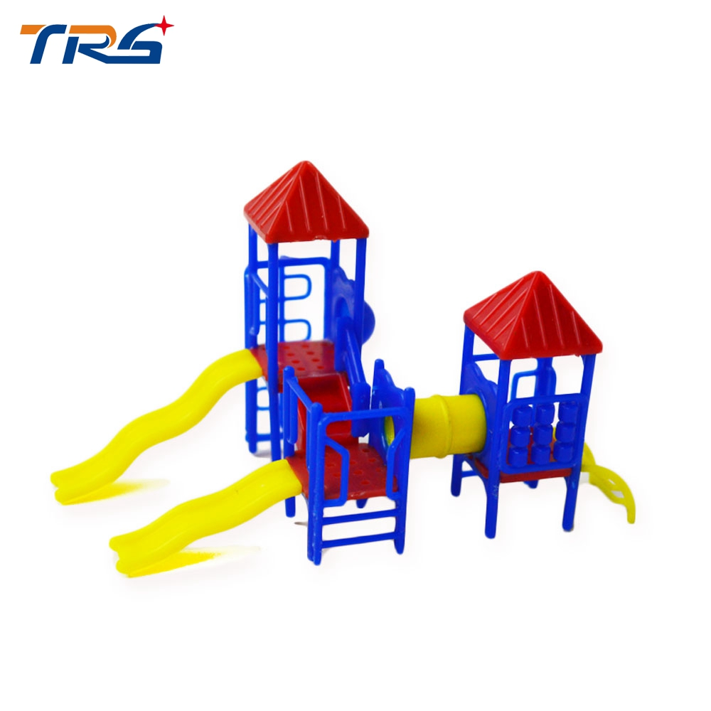 4sets 1 75 100 Architectural Playgroud Scale Slide
