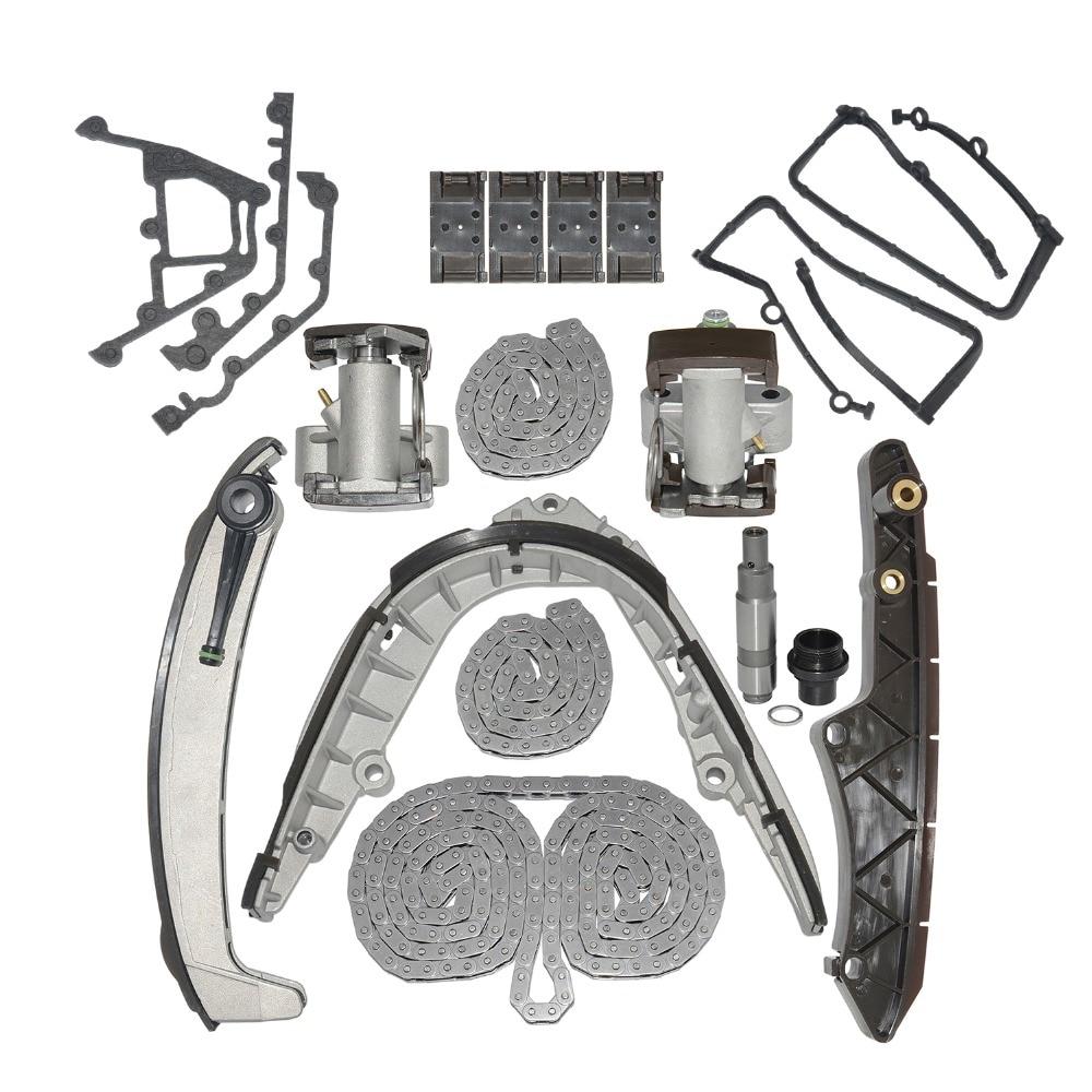 AP03 Timing Chain KIT For  BMW E39 540i M62 MODELS 4.4L REF:11311741236 11311741777 11311435028  11311741746 11311747437 113114