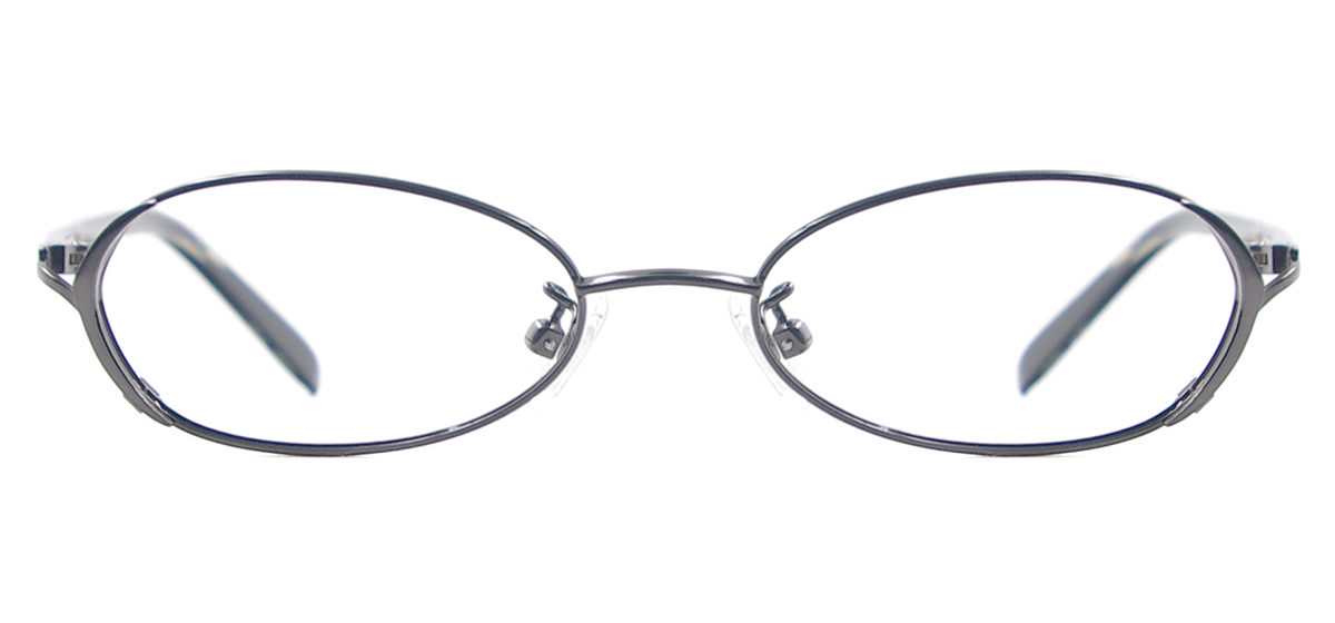 e2101f3afa Small Metal Women Spectacles Full Rim Colourful Oval Glasses Frame For Prescription  Lenses-in Eyewear Frames from Apparel Accessories on Aliexpress.com ...