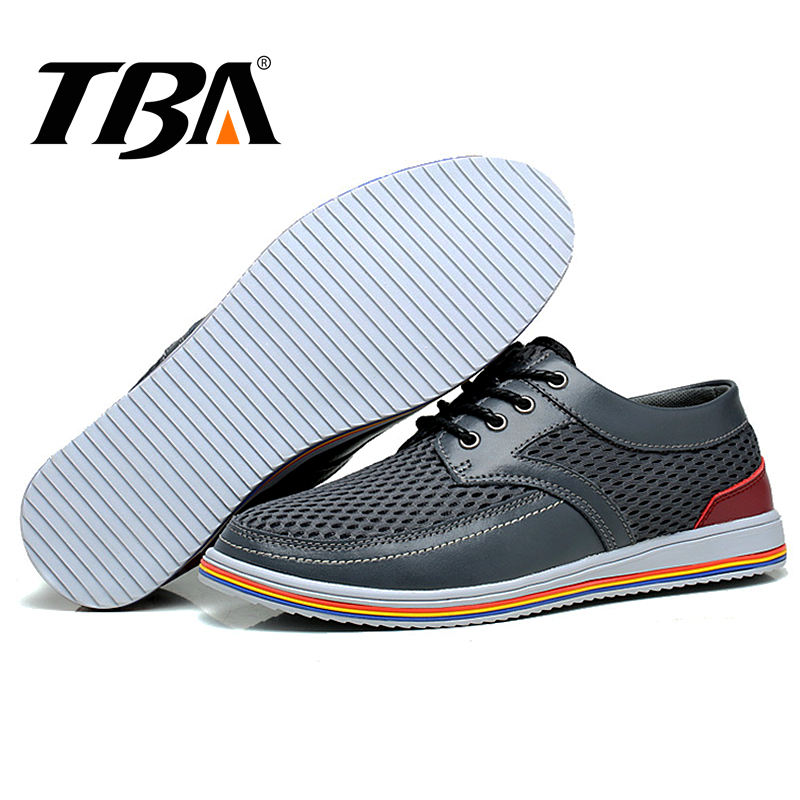 все цены на Classics Lace Up Men Sneakers Retro Soft Leather Air Mesh Running Shoes Men Rubber Sole Breathable Men Summer Autumn Sport Shoes онлайн