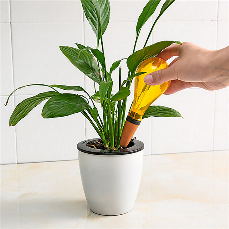 1pcs House/Garden Water Houseplant Plant Pot Bulb Automatic Self Watering Device image