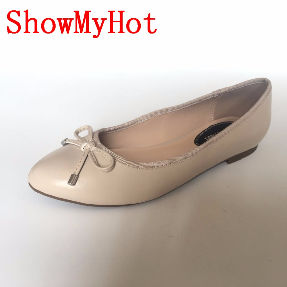ShowMyHot Women Flats butterfly Slip on bowtie Flat Shoes Round Toe Tassel Shoes Woman Loafers Zapatos