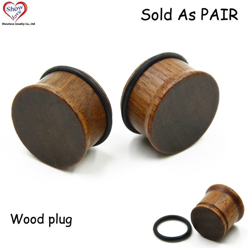 ShowlovePAIR Wood Single...