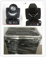6pieces flight case professional lyre moving beam 200 5r beam moving head case stage light