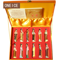 ONEICE Changzhou Comb Business Affairs Abroad Gifts Gift Features Jinling Twelve Women Luxurious Dream of Red Mansions